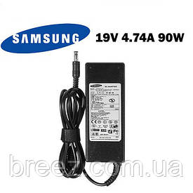 Блок питания для ноутбука Samsung 19V 4.74A 90W 5.5 х 3.0mm