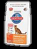 Hills (Хилс) Science Plan Feline Adult (5 кг) Корм для кошек c ягненком
