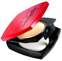Суперустойчивая компактная крем-пудра для лица, Avon Extra Lastinцg, цвет Бежевая, Natural Beige, Эйвон, 03356