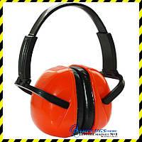 Пассивные защитные наушники с усиленной дужкой, высоким SNR, оранжевые (0065). , фото 1
