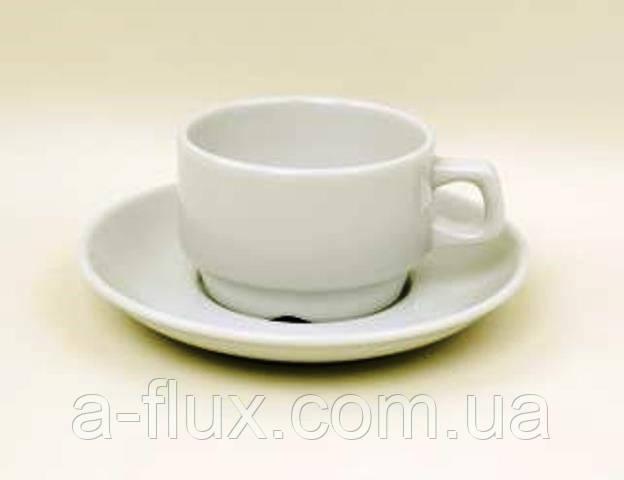 Чашка с блюдцем Kaszub Hel Lubiana 90 мл