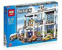 """Конструктор Lepin 02073 (реплика Lego City 4207) """"Городской гараж"""", 1045 дет, фото 1"""
