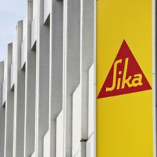 Материалы для фасадов и комплектующие Sika