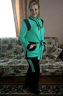 Спортивный женский костюм (50-62), доставка по Украине