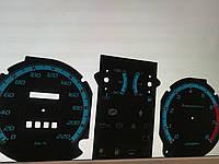 Шкалы приборов Mazda 626GC, фото 1
