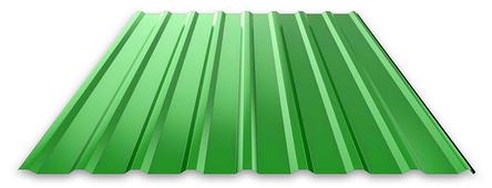 Профнастил c полимерным покрытием НС-20 0.45 мм, фото 2