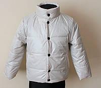 Куртка детская на мальчика от 3 до 8 лет демисезонная, фото 1