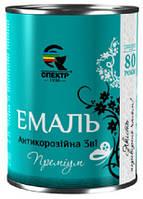 """Эмаль 3 в 1 антикоррозионная """"СПЕКТР"""", зелёная 0,8 кг"""