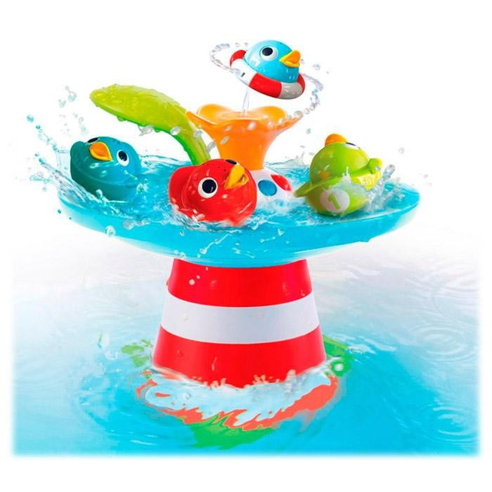 Игрушка для ванной Same Toy Музыкальный фонтан 7689Ut