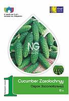 Семена огурцов Засолочный 10 г, Империя семян