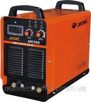 Сварочный инверторный аппарат Jasic ARC 350 (Z299)