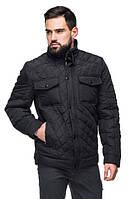 Мужская демисезонная куртка Марсель, черный