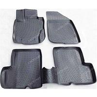 Полиуретановый автомобильный 3D коврик для Lexus GX 470 2002-2009