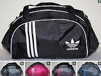 Стильная спортивная сумка ADIDASРазмер В х Ш х Г (мм): 190 x 470 x 180, фото 1