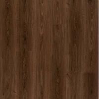 Ламинированный пол ЛОК ФЛОР Рустик дуб темно-коричневый