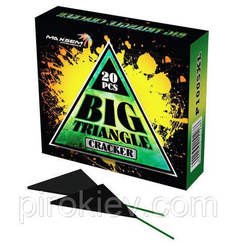 Петарды треугольники BIG TRIANGLE CRACKER P1005XL 20шт.