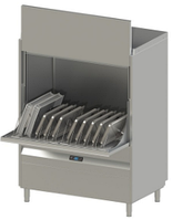 Посудомоечная машина  Krupps EL991E  (серия ELITECH LINEl) для габаритной посуды