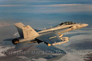 Замерзшие на высоте 7600 метров летчики ВМС США вернули EA-18G Growler на землю благодаря умным часам Garmin