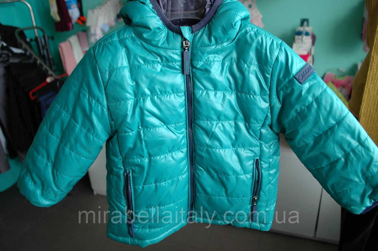 Куртка Losan  демисезонная двухсторонняя  для мальчика