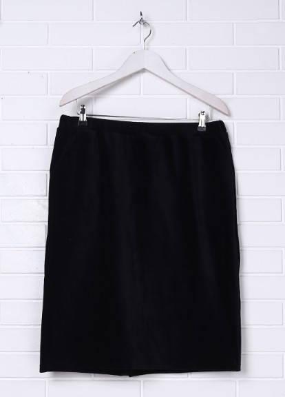Женская юбка вельветовая