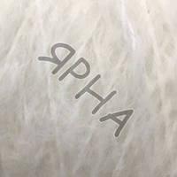 Пряжа на конусах Мохер микс конус (39-снег),(Мохер(80%),Полиамид(20%)),Max(Италия),50(гр),100(м)