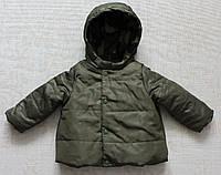 Курточка детская для мальчиков на флисе и синтепоне, фото 1