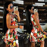 Модное платье летнее Short dress оригинал пар