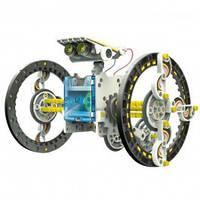 Конструктор на солнечных батареях CIC Робот 14 в 1 на солнечных батареях (21-615)