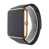 Умные часы Smart Watch GSM Camera GT08 Gold, фото 1