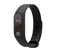 Спортивные часы умный браслет фитнес трекер M2 Black, фото 1