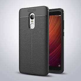 Чехол Touch для Xiaomi Redmi Note 4 / Note 4 Pro бампер оригинальный Auto focus Black