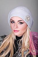 Женская шапка-берет 109, фото 1