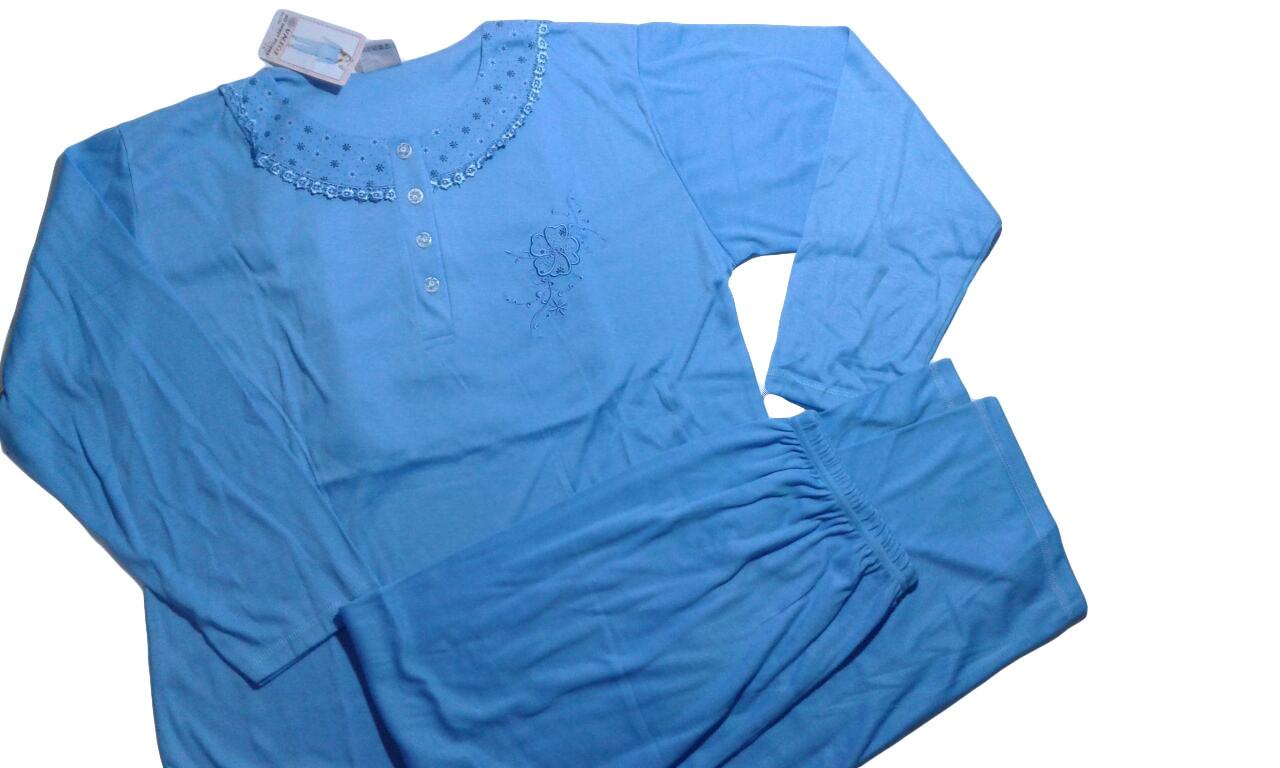 Пижама женская, трикотажная, размеры М-3XL .. арт. 640
