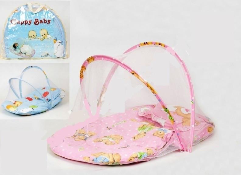 Коврик для младенца Tongde W6500-18 с москитной сеткой