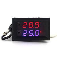 Термореле термостат температурное реле терморегулятор W2809 питание на 12В