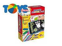Игровой набор для творчества I'M CREATIVE «Школа рисования 2 в 1», 47710