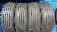 БУ летние шины, комплект R16 205 55  Dunlop Sport Blu Response