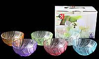 Набор Цветных Салатников 6шт 124мм (FWWPS-6), фото 1