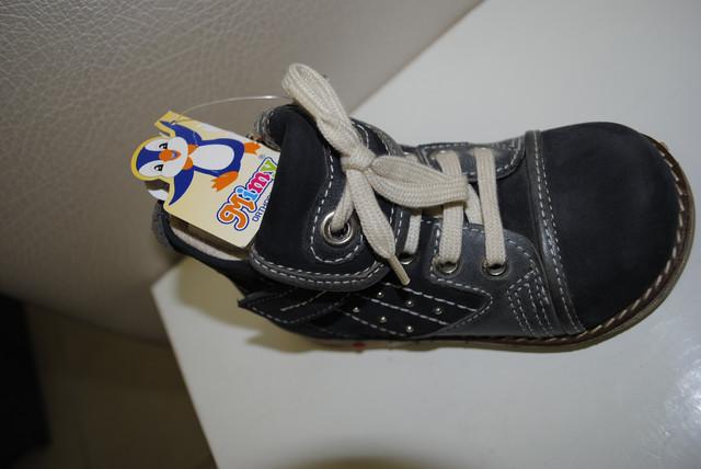 Осінні черевички ортопедичні dr.Mymi для хлопчика 604ebe07e5250