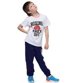 Детские спортивные штаны для мальчиков оптом