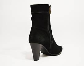 Замшевые демисезонные ботинки Didadem, фото 2