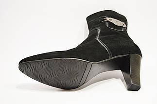 Замшевые демисезонные ботинки Didadem, фото 3
