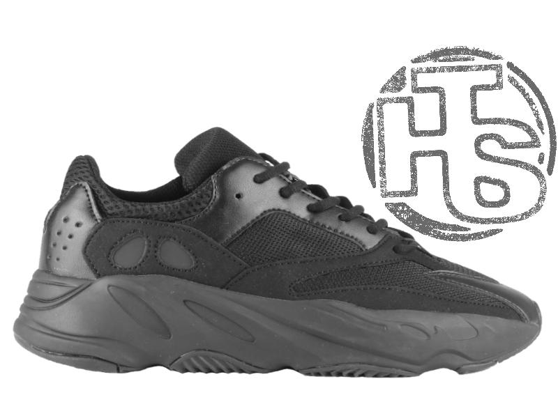 Мужские кроссовки Adidas Yeezy Boost 700 Black B75576 - Интернет-магазин