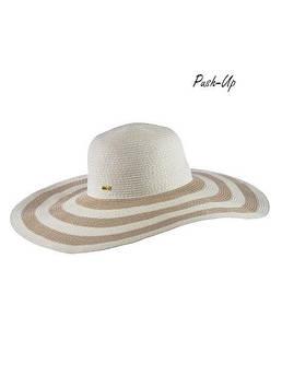 Полосатая шляпа Marc&Andre HA15-01