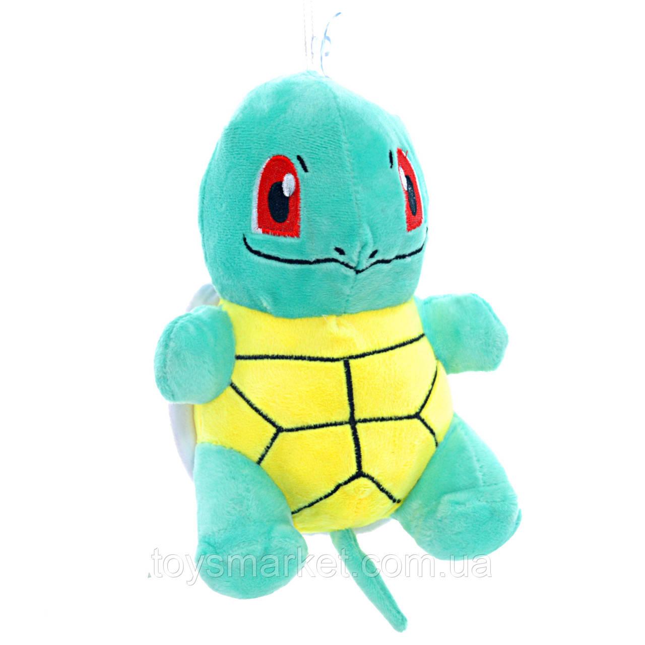 Детская мягкая игрушка, покемон Сквиртл, Squirtle
