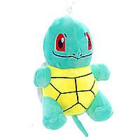 Детская мягкая игрушка, покемон Сквиртл, Squirtle, фото 1