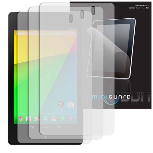 Защитная плёнка для планшета Asus Google Nexus 7 2 fhd 2013