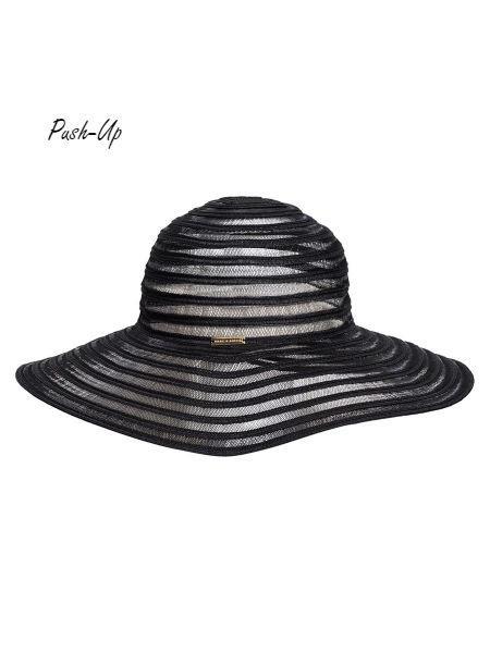 Черная шляпа Marc&Andre HA17-02