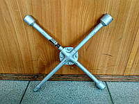 Ключ баллонный усиленный (крестообразный)