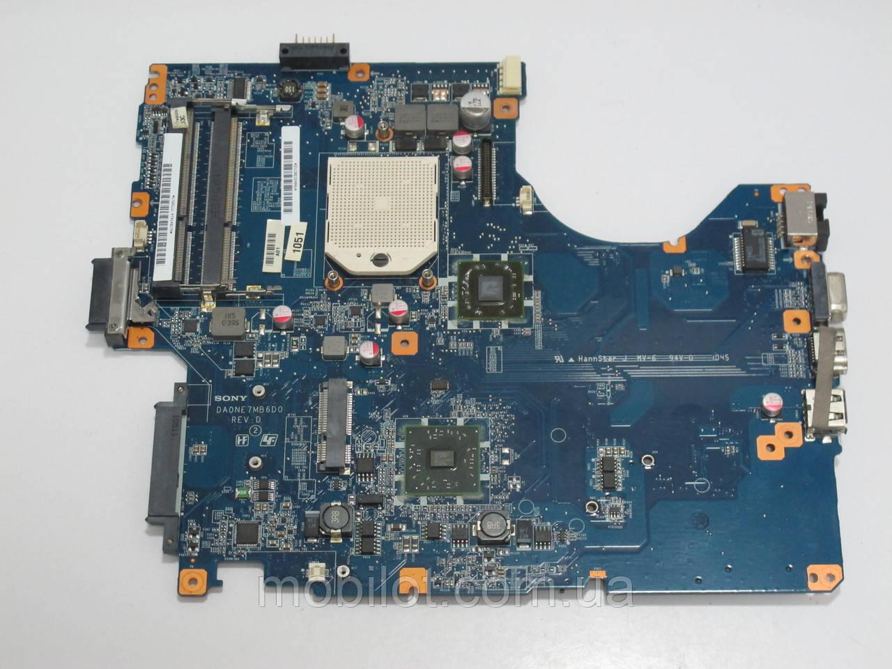 Материнская плата Sony PCG-61611L (NZ-5607)